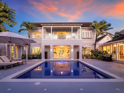Photo for Tradewinds - Exclusive 5 Star property on Sandy Lane Estate - Beach Access