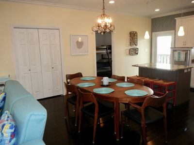 Photo for Comfortable house in a great location for beachgoers and anglers alike!