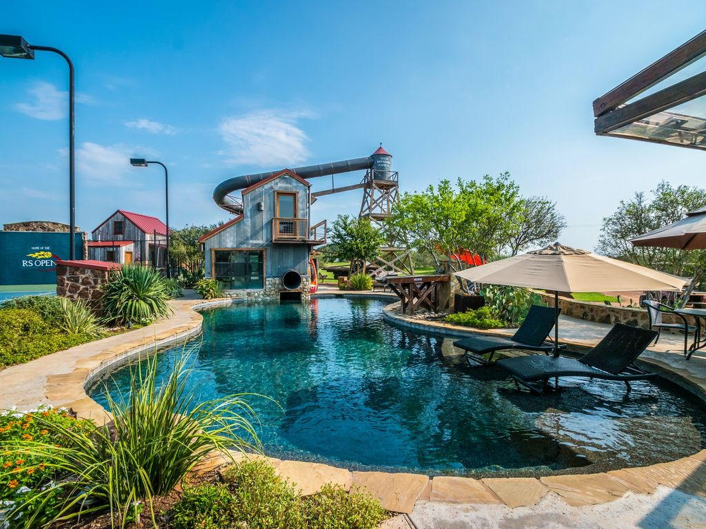 Red Sands Ranch River Resort Sleeps 12 37 Private Tennis