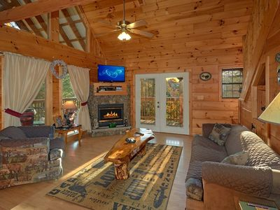 Photo for Wet Bear Paws 146 - Two Bedroom Cabin