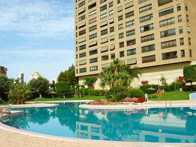 Photo for Apartment Coblanca 32  in Benidorm, Costa Blanca - 4 persons, 1 bedroom