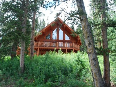 Photo for Spectacular Breckenridge Heights Lodge with Outstanding Views