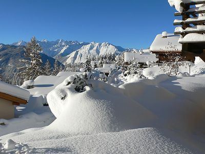 Photo for Apartment Le Fennec in Verbier - 8 persons, 3 bedrooms