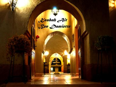 Photo for Rent a Kasbah in Skoura