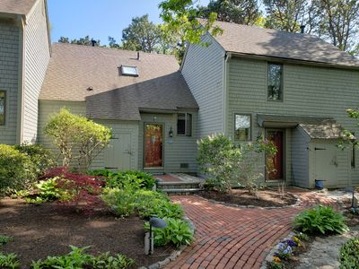 Photo for NEWLY RENOVATED !!  Beautiful Mews Townhome located in New Seabury ( Cape Cod  )