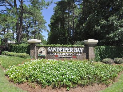 Photo for Sandpiper Bay Condo 3 beds 2 baths sleep 6