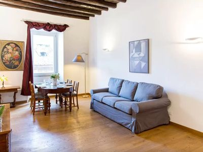 Photo for Luxury and Charming apartment at few steps from Piazza Navona and Vatican