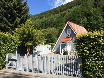 """Photo for """"Rur Chalet"""" in Simmerath - tranquil house right on the Rur"""