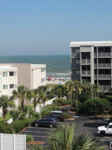 Photo for Breathtaking views & steps away from the sand! Pelicans Landing#321