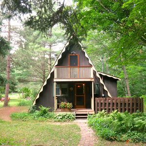 Wilderness Setting Near Beautiful Lake Michigan