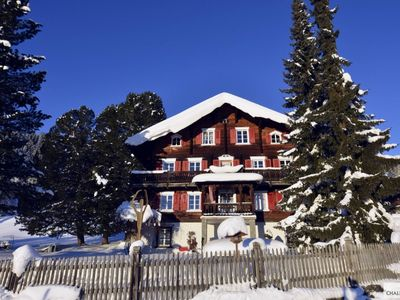 Photo for Apartment Chalet Riedji  in Furna, Praettigau/ Landwassertal - 8 persons, 4 bedrooms