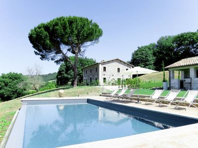 Photo for Vacation home Casale Sfarina (ORV160) in Orvieto - 8 persons, 4 bedrooms