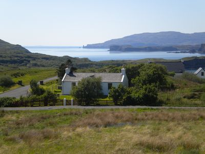 Photo for 25 Fiscavaig, Carbost, Isle of Skye