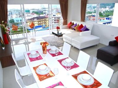 Photo for New Sea Views apartment in Patong