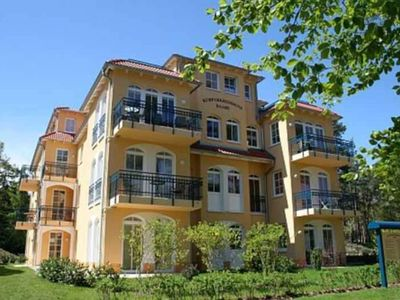 Photo for P: Kurparkresidenz Baabe Whg. 15 with balcony - Kurparkresidenz Baabe Whg. 15 with balcony
