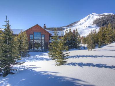 Photo for Newest Ski in/Out-Both Resorts!Luxurious Mountain Retreat