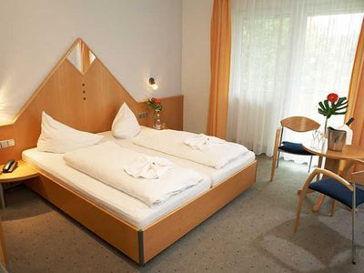 Photo for Double room comfort with WC and shower incl. Breakfast - Hotel Restaurant Löwen