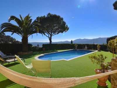 Photo for VILLA WITH PRIVATE POOL WITH VIEW TO THE WALLEY