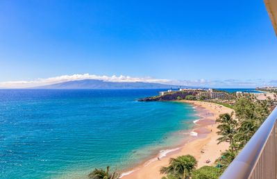Photo for Maui Resort Rentals: Whaler 1002 – Remodeled 10th Floor Oceanfront 2BR w/ Stunning Ocean Views!