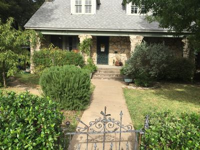 Photo for NEW RENTAL! Rustic Cottage- Pet Friendly, Heart of Waco