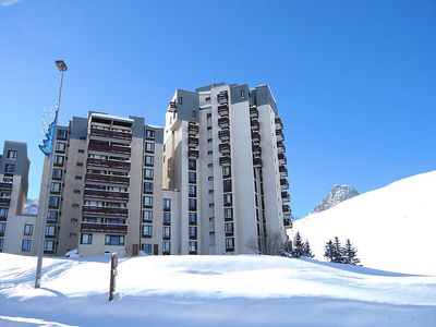 Photo for Apartment 138 m from the center of Tignes with Lift, Internet (98647)