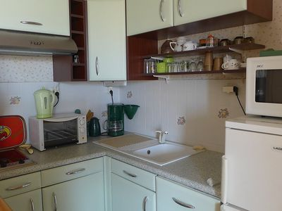 Photo for Apartment in Canet-en-Roussillon with Internet, Lift, Parking, Terrace (502483)