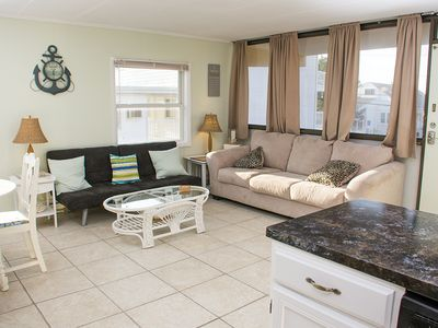 Photo for Renovated Ocean Block Condo in Mid-Town Ocean City (65th St)!