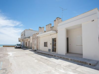 Photo for 2 bedroom house, 10 meters from the sandy beach