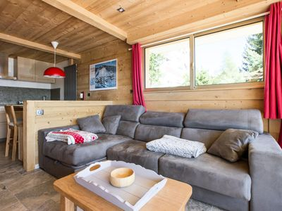 Photo for 2 room apartment for 6 people at the foot of the slopes - Maeva Particuliers - 2 room apartment for 6 people Prestige