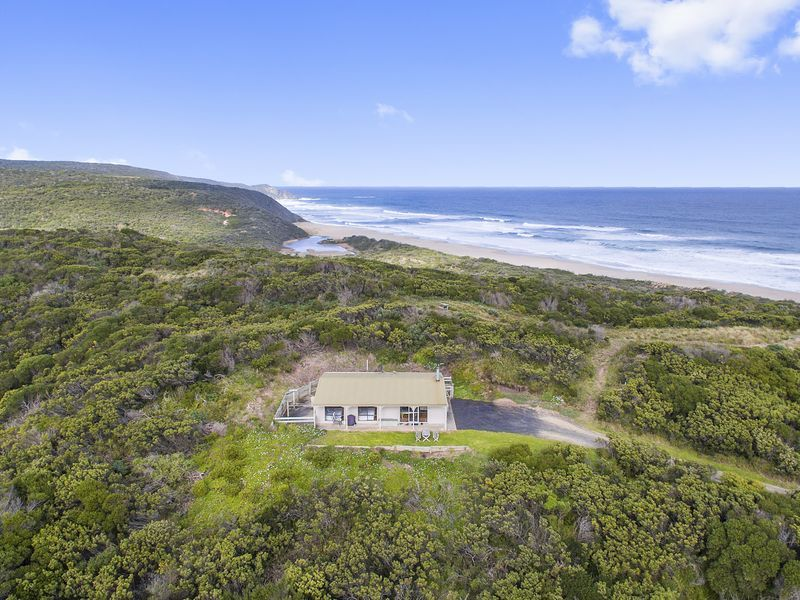 Glen VIew Cottage Over Looking Johanna Beach