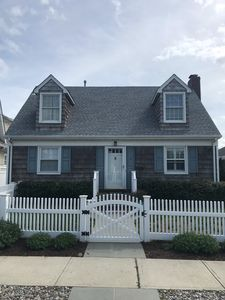 Photo for Great family beach house directly across the street from the beach!