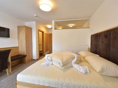 Photo for Double room, approx. 25m² for 2-3 persons Summer AI - Almhotel Kärnten