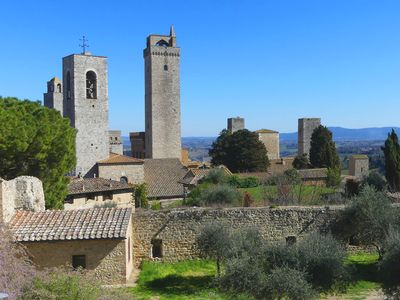 Photo for Huge Country House in San Gimignano