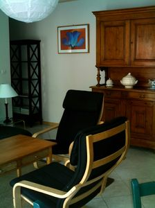Photo for Charming cottage near Strasbourg: quiet, ground floor disabled access, garden patio