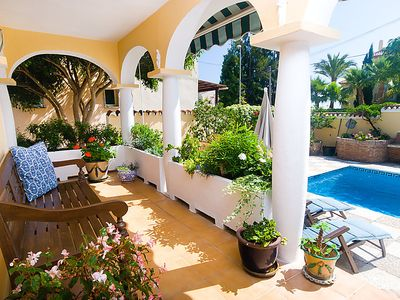 Photo for Vacation home Villa Anskor in Marbella - 6 persons, 3 bedrooms