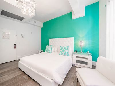 Photo for Superior King Room at Ithaca Hotel of South Beach