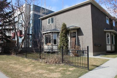 Located in the heart of Calgary's inner city community of Marda Loop