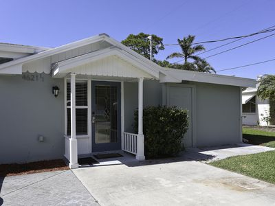 Photo for 1 Bedroom Island Home, Couple Getaway or Large Family Combined Unit - West Bradenton 12