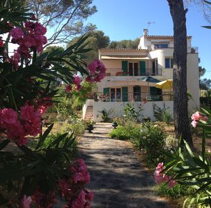 Photo for St RAPHAEL Furnished STUDIO 4 * - 5mn walk from the beach - superb sea view