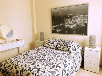 Photo for Nice apartment with private parking next to the beach