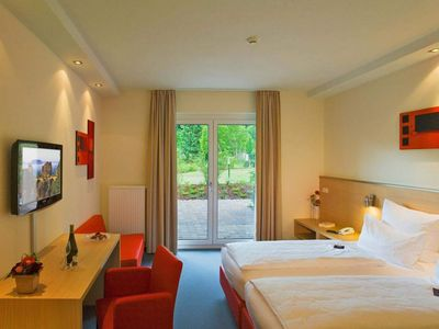 Photo for Double room comfort, shower, toilet - aktiv Sporthotel