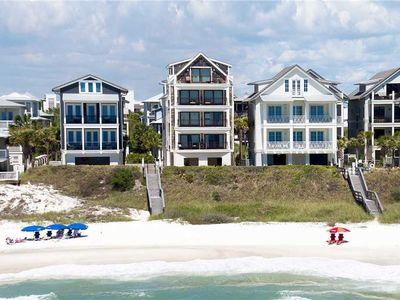 Photo for Five Star - Inlet Beach! Gulf Front! Community Pool! Great Amenities! Book Now!