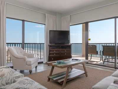 Photo for HAVE A BALL with Kaiser in The Palms #801: 3 BR / 2 BA in Orange Beach: Sleeps 8