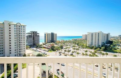 Photo for ☀St. Lucia 1002☀2BR-SilverShells! Apr 30 to May 2 $675! Gulf Views-HUGE Balcony