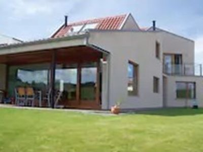 Photo for Modern, spacious vila with stunning views of the mountains of Cantabria
