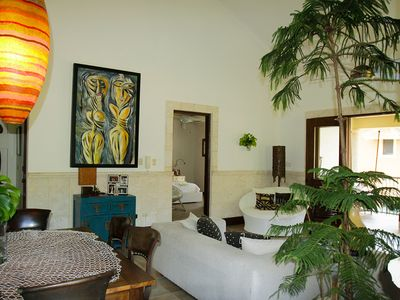 Photo for TROPICAL PRIVATE BEACH FRONT APARTMENT - FULLY EQUIPPED