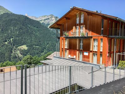 Photo for Cosy apartment for 5 people with WIFI, TV and balcony