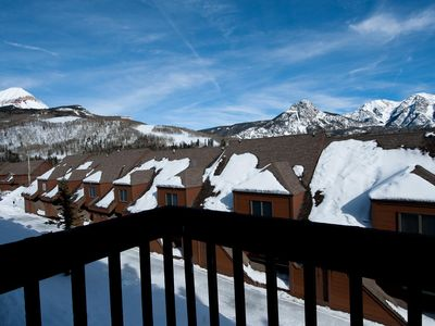 Photo for Awesome Views - Heated Pool - Free Ski Shuttle - 4th Night Free