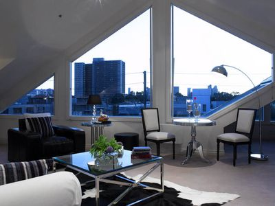 Photo for The Andre Jnr - The Quintessential Loft Apartment