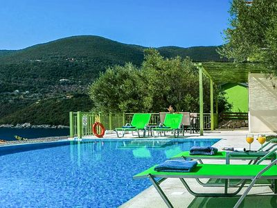 Photo for Villa Votsalo With Direct Access To The Sea Now WIth 10%Off For Early July Dates